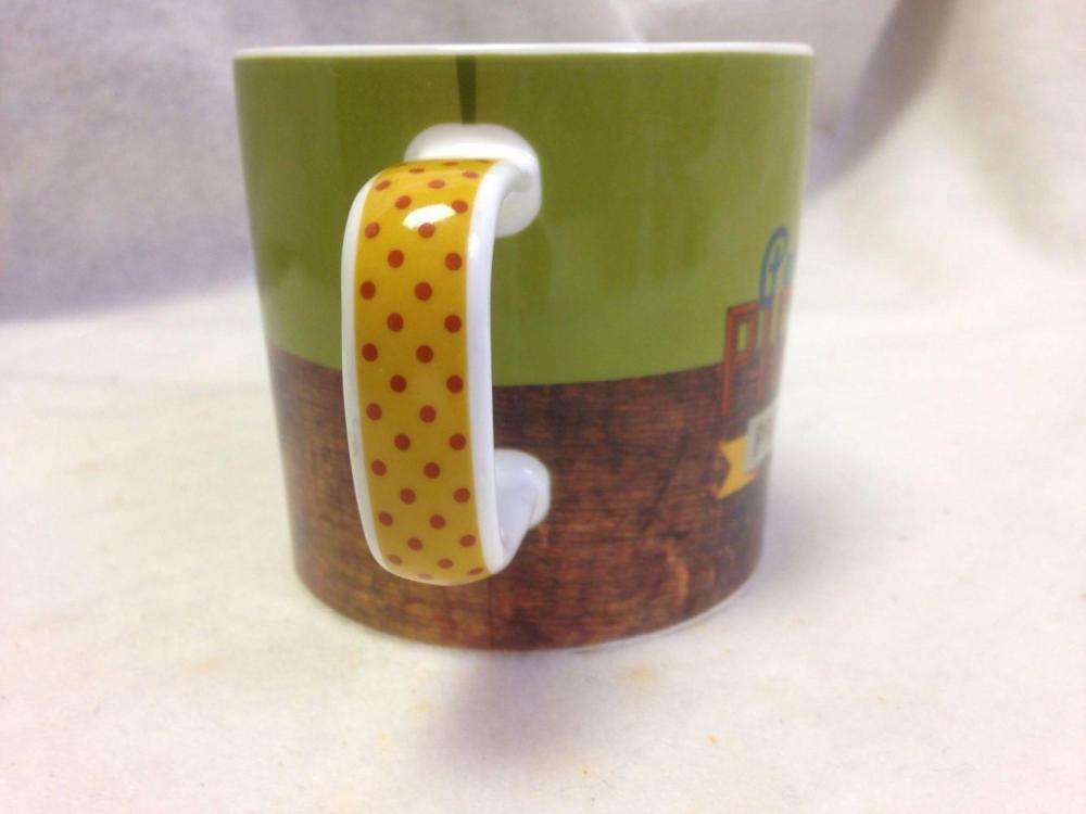 Lot 1097: Novelty Coffee Mug