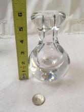 Lot 889: Vintage Galaxle Crystal Vase
