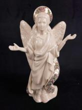 Lot 904: Lenox Angel of Light Figurine in Box