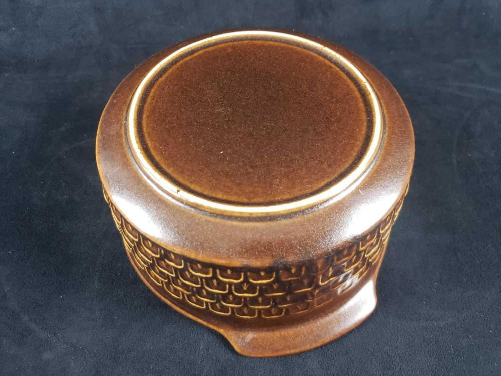 Lot 908: Wedgewood Pennine Round Covered Serving Bowl