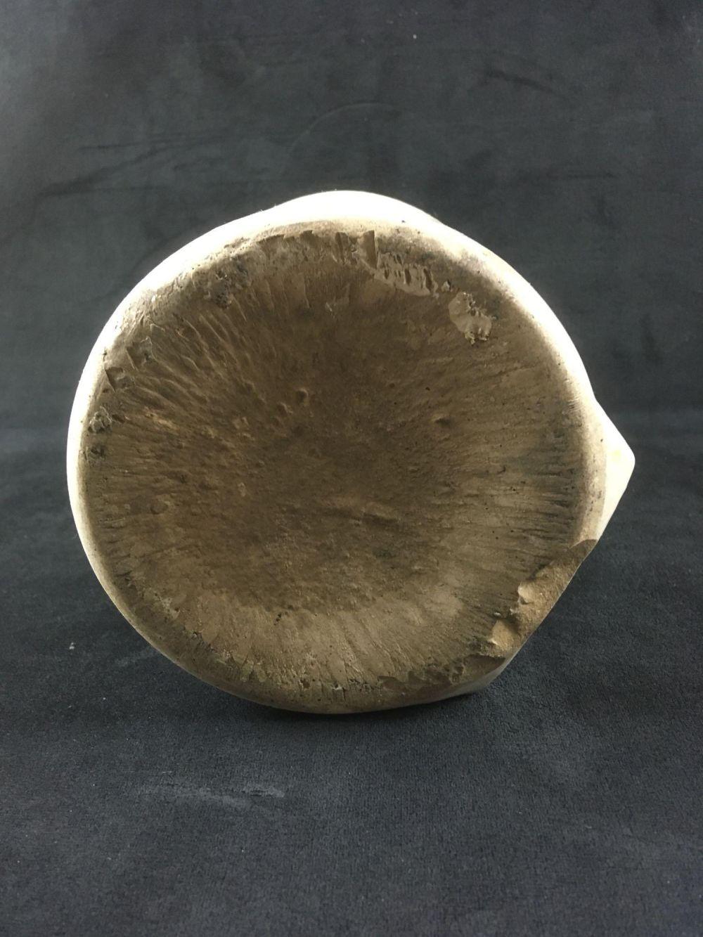 Lot 932: 2 Large Antique Salt Glazed Ceramic Jugs