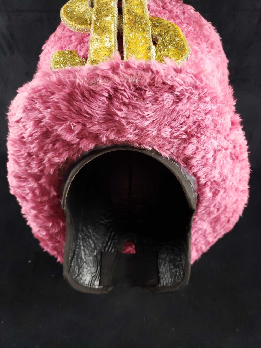 Lot 936: Pink Dollar Sign Local Theater Large Top Hat