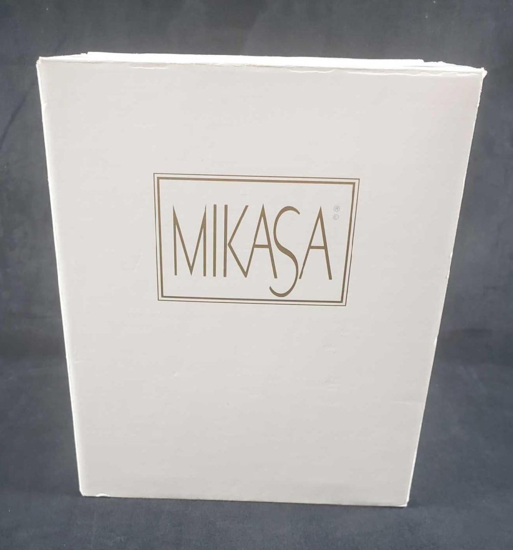 Lot 948: Set of 4 Mikasa Jamestown Gold Goblet B