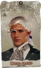 Lot 952: NOS - Halloween Wig - Colonial Royal Grand - Adult Size