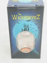 Lot 965: WickedEyez Golden Twilight Contact Lenses;