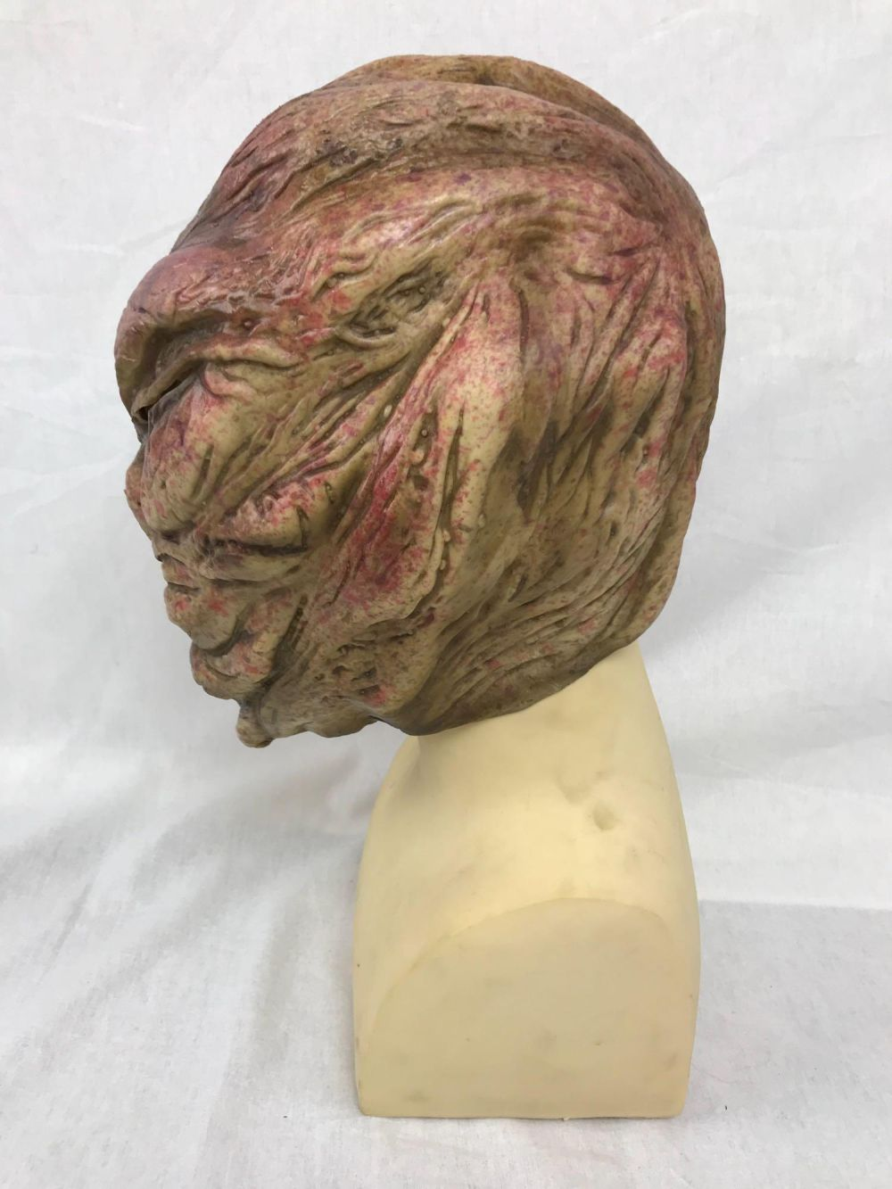Lot 988: Halloween Mask, Professional Quality, Latex