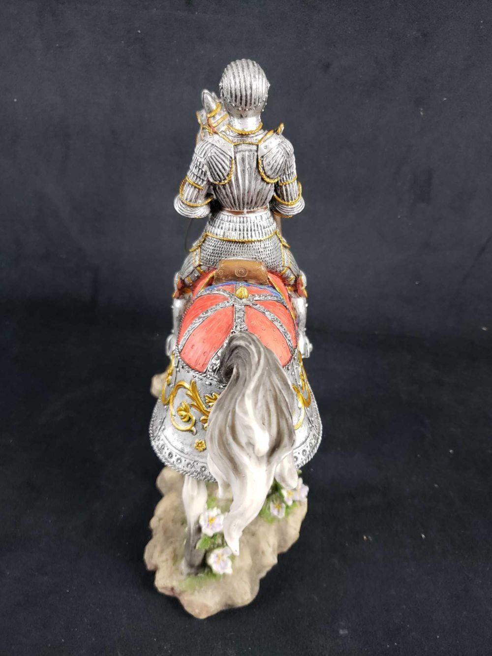 Lot 992: Leopold Duke of Austria Ceramic Figurine