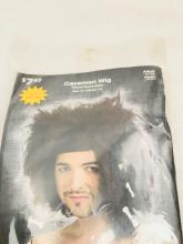 Lot 995: NOS Halloween Wig - Caveman - Adult Size