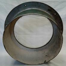 Lot 997: Vintage Porthole Frame and Glass