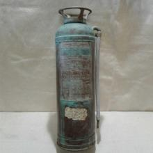 Red Star Copper Extinguisher