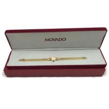 Vintage Movado 14 K Gold Ladies Watch