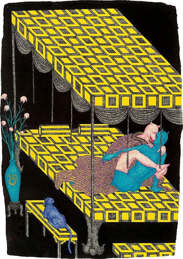 YAO Jui-chung (Taiwanese, b. 1969) Wonderful -