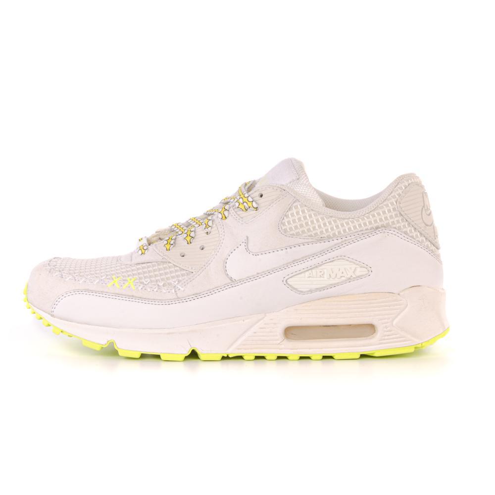 Sold Price: KAWS x Nike Air Max 90 White Volt - March 2, 0120 5:00 ...