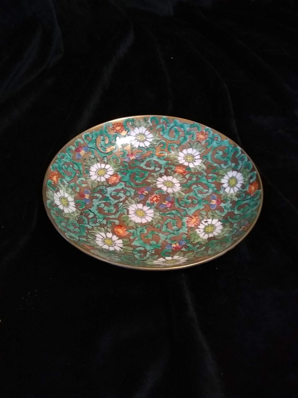 ACF Oriental Decorated Bowl - Hong Kong