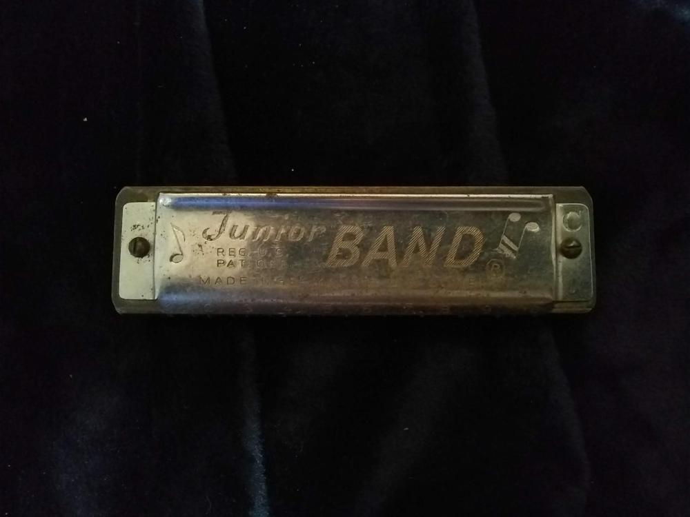 Vintage Junior Band Harmonia