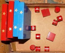 Box Lot - Custom Wooden Platforms & Stands