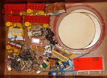 Box Lot- Assorted Circus Memorabilia