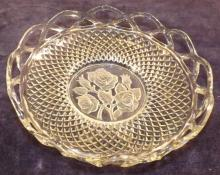 Crystal Reticulated Bowl