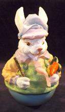 Musical Revolving Bunny