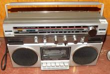 Vintage Soundsign Boombox