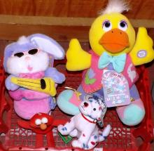 Box Lot- Stuffed Animals