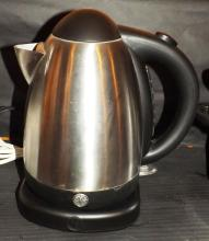 General Electric Stainless Steel Kettle