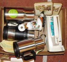 Box Lot- Mixer And Kitchen Gadgets