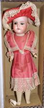 Porcelain Made in Germany Baby Doll - #390