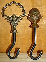 Brass Handle Fire Tools