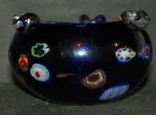 Art Glass Ashtray