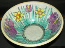 North Carolina Pottery Bowl - 1986 Dover Pottery