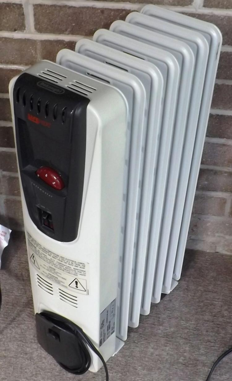 Delonghi Electric Portable Heater