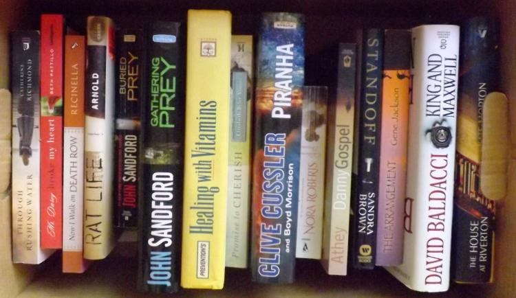 Box Lot - Assorted Books