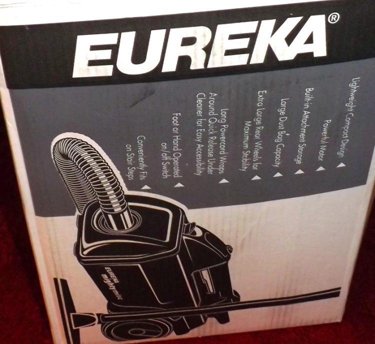 Eureka Vacuum Cleaner NIB