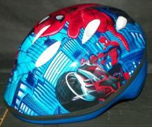 Spiderman Bicycle Ridding Helmet