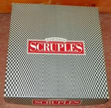 Scruples Board Game