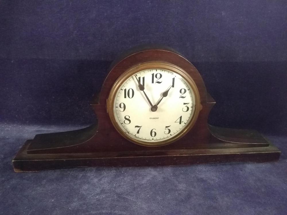Antique Gilbert Mantle Clock