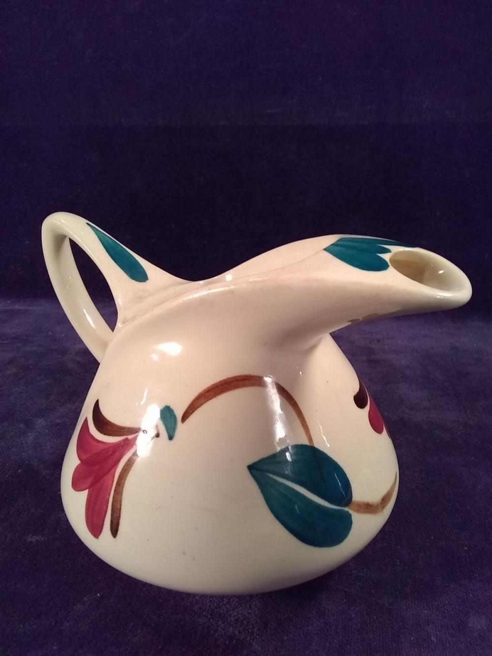 Vintage Hand painted Pitcher