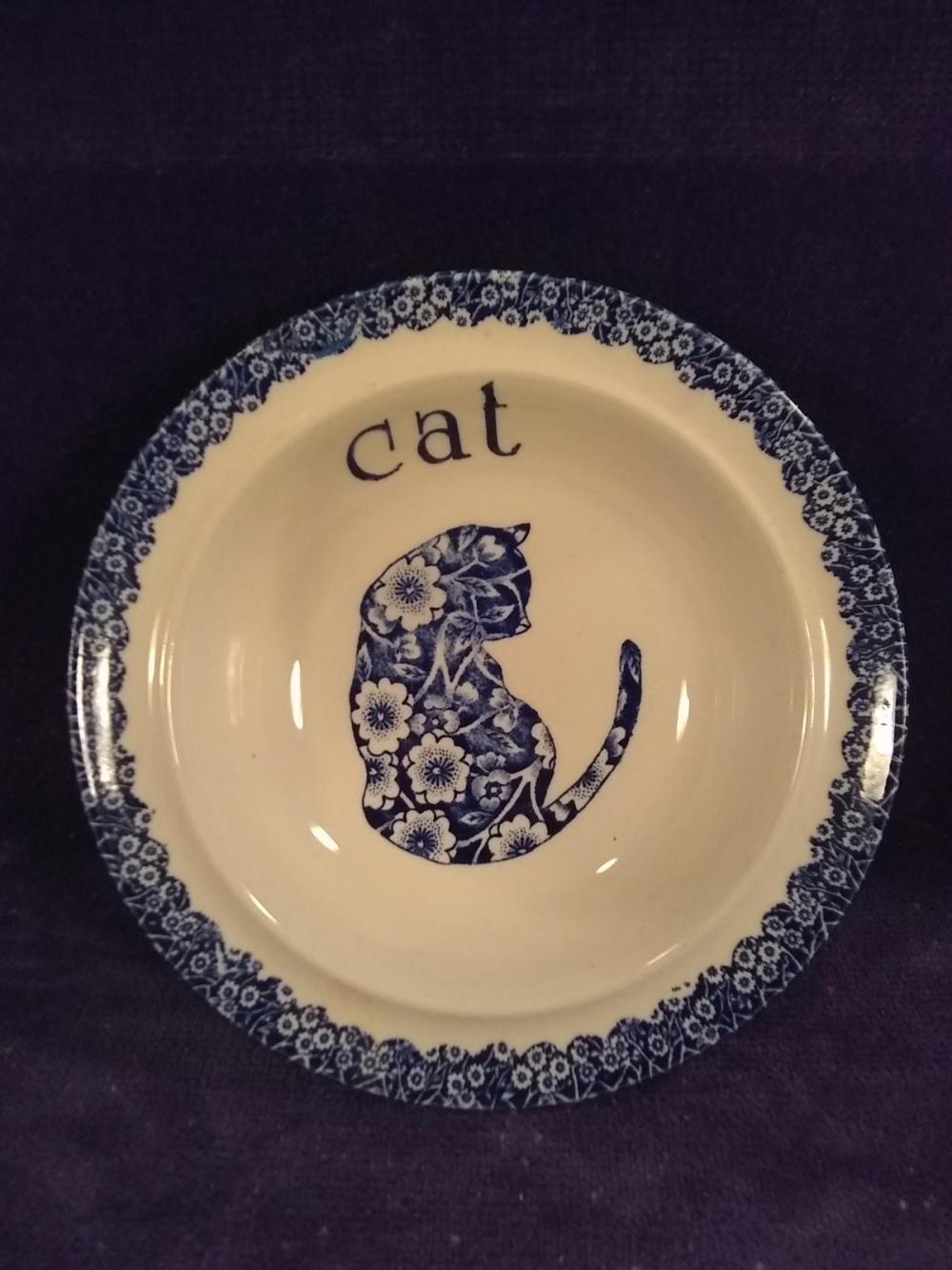 Royal Crownford Straffordshire Bowl-Calico HTF