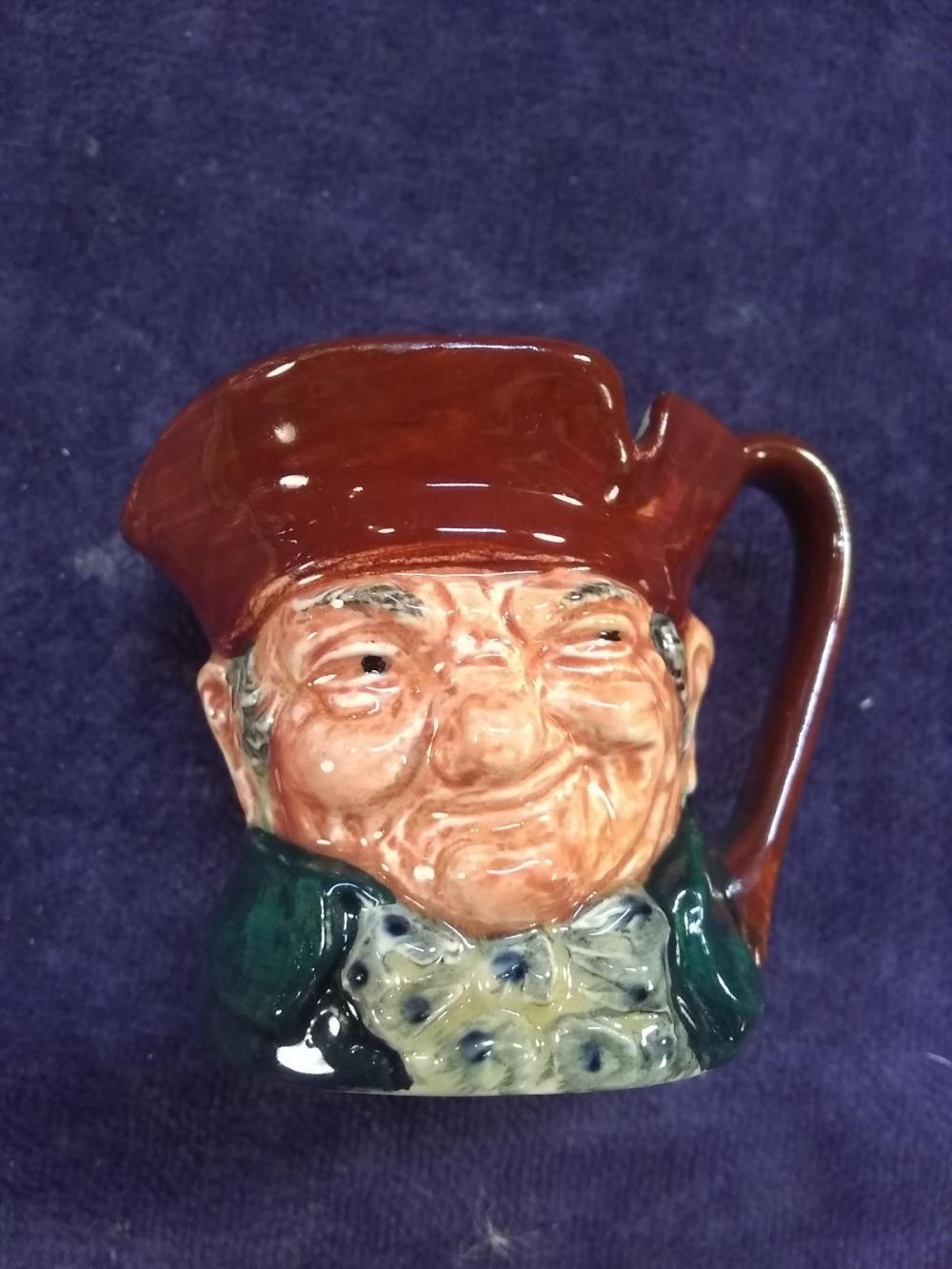Royal Doulton Mug - Old Charlie