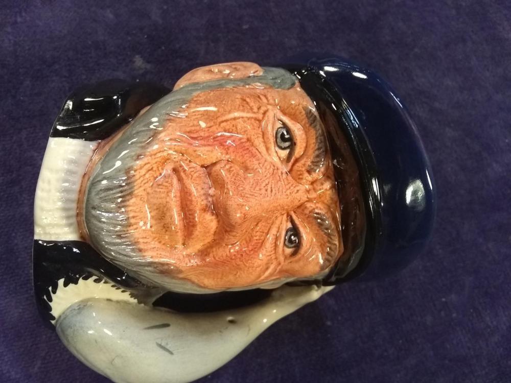 Royal Doulton Mug - -Captain Ahab