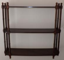 Cherry Display Shelf
