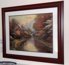 Framed Print -