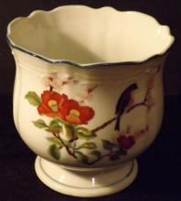 Hand painted Urn