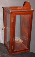 Bombay Company Hanging Display Cabinet