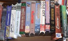 Box Lot -  Assorted VHS Movies