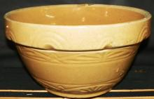 Country Pottery Mixing Bowl