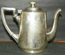 D.W. Haber Silver Soldered Creamer from The Cooper Inn