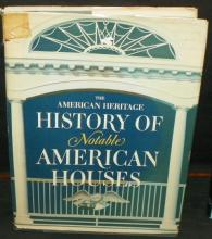 Book - History of American Noble Houses - 1971