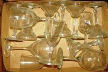Box Lot - Various Crystal Glassware